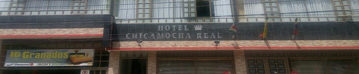 Hotel Chicamocha Real