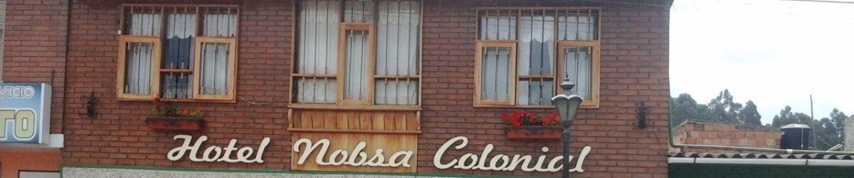 Hotel Nobsa Colonial